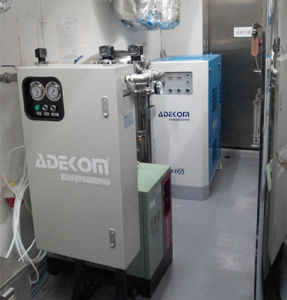 Laboratory Mini Silenced Scroll Oil Free Dental Medical Air Compressor (KDR508) pictures & photos