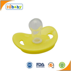 Lovely 100% BPA-Free Silicone Kids Toys Baby Teething Soother Pacifier pictures & photos