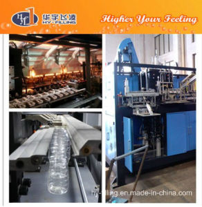 Hy-Filling Linear Blow Moulding Machine pictures & photos