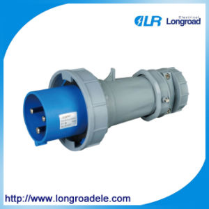 IP67 63A/125A Male and Female Industrial Plug and Socket pictures & photos
