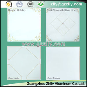 Aluminum Decorative Ceiling Panel Polymeric Ceiling pictures & photos