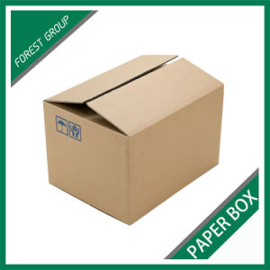 Heavy Duty Corrugated Paper Cardboard Shipping Box on Sale pictures & photos