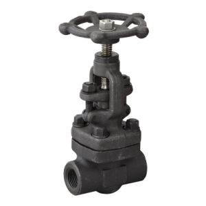 Stainless Steel 316 Metal Seated Ce Gate Valve pictures & photos
