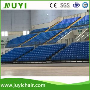 Jy-720 Hot Sale China Wholesale Rise Mounted Folding Portable Gym Bleacher Stadium Seats pictures & photos