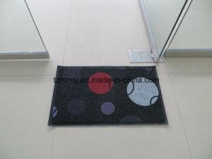 Print PVC Coil Door Mat Step Clean Mat Outdoor Mats pictures & photos