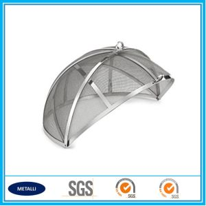 Ultra High Quality Fire Pit Stainless Steel Spark Screen pictures & photos
