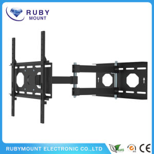 Single Arm Swivel TV Wall Bracket Made in China pictures & photos