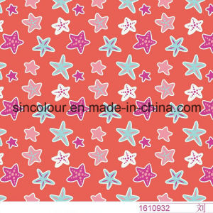 Starfish Printing 80%Nylon 20%Spandex Fabric pictures & photos