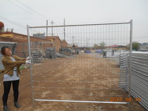 Temporary Fence Panel pictures & photos