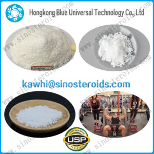 High Purity Raw Steroid Muscle Growth Powder Methenolone Acetate CAS 434-05-9 pictures & photos