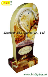Special Shoe Shape Cardboard Stand with Metal Hooks for Exhibition Show with SGS (B&C-B053) pictures & photos