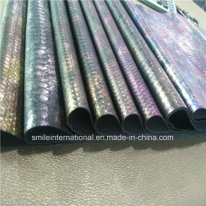 Digital Printing PU Leather&High Quality pictures & photos
