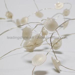 Sea Shell Flexible Fairy Indoor Decoration Part Wedding Home Wedding Decor Fairy Light pictures & photos