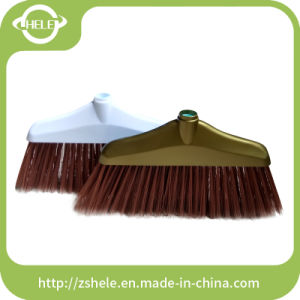 Floor Cleaning Broom, Top Sales (HLB1002B) pictures & photos