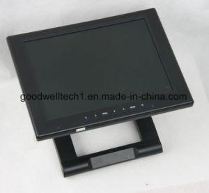 "10"" 4: 3 1024x768 Touchscreen VGA HD Monitor for Kiosks Industrial Application pictures & photos"