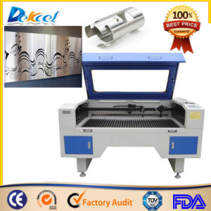 Reci 150W CNC Laser Cutter Cutting 1.5mm Stainless Steel Machine pictures & photos