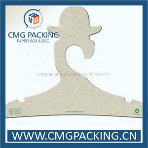 Wholesale Logo Printed Custom Recycled Paper Clothing Hanger with Free Design pictures & photos