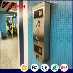 Airports Telephone Airport Security Communication Knzd-17 Metro Telephone pictures & photos