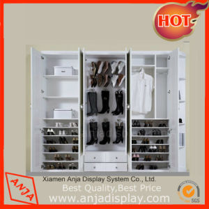 Store Shoe Display Racks pictures & photos