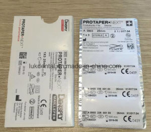 a+ Quality Dentsply Protaper Next Files Rotary Files pictures & photos