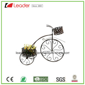 Decorative Metal Bicycle Planters for Home and Garden Decoration pictures & photos