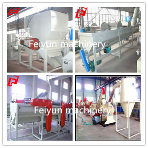 PP/PE Film Washing Granulation Production Line pictures & photos