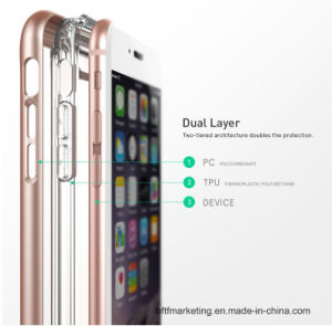 New Arrival PC+TPU 2in1 Unique Design Cell Mobile Phone Case for iPhone pictures & photos