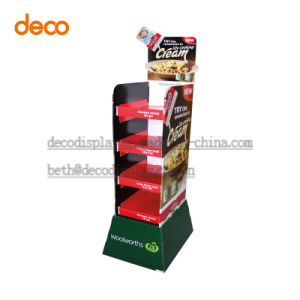 Customized Paper Cardboard Display Stand Pop Display for Retail pictures & photos