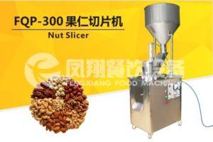 Fqp-300 Nut Slicer Nut Cutting Machine Peanuts Slicing Machine pictures & photos