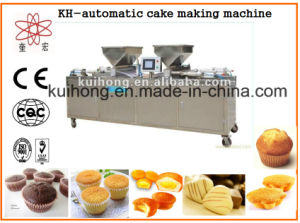 Kh High Capacity Automatic Cake Production Line Equipments pictures & photos