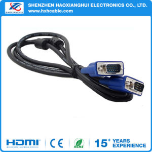 2017 Cheap Price Nickel Plated VGA Cable pictures & photos