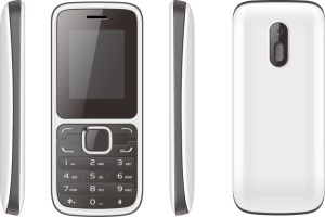 OEM ODM 1.8 Inch Screen Dual SIM GSM Cell Phone New Type Feature Mobile Phone A22 pictures & photos