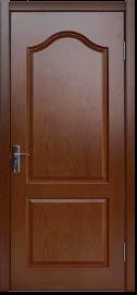 HDF Veneer Door Skin (Rosswood) pictures & photos