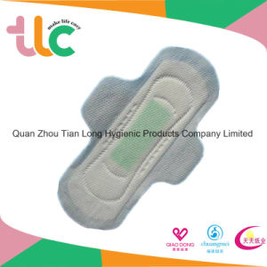 2017 Professional Super Thick Women Sanitary Pads Factory pictures & photos