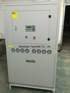 -5c/-10c Air Cooled Glycol Water Chiller for Chemical Process Industry pictures & photos
