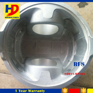 RF8 Piston with Pin for Excavator Engine Parts OEM (12011-97161) pictures & photos
