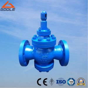 Wenzhou Y43h Pilot Piston Type Steam Pressure Reducing Valve (FP04) pictures & photos