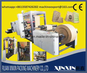 Tube Rolling to Rolling Paper Bag Making Machine 24 Hours After Service on Line pictures & photos