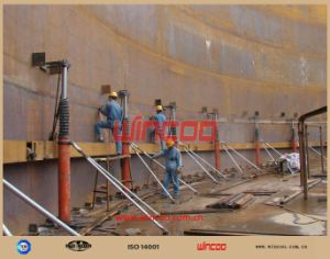 Tank Hydraulic Jacking up System/Top to Bottom Construction Way for Tank Project pictures & photos