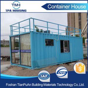 Modular Design Prefab Container Villa House for Small House pictures & photos