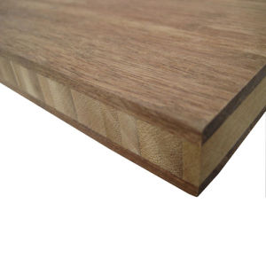 High Quality Xingli Crosswise Laminating Bamboo Panel pictures & photos