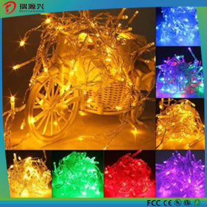 Color Change RGB LED String Light pictures & photos