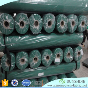 TNT Fabric Roll Spunbonded Nonwoven Textiles pictures & photos