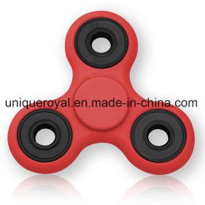 Custom Fashion Plastic Fidget Spinner pictures & photos