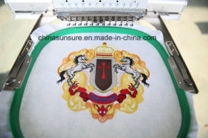 2016 New Single Head Embroidery Machine (1201-S) Embroidery pictures & photos