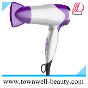 Foldable Travelling Hair Dryer with Ion pictures & photos