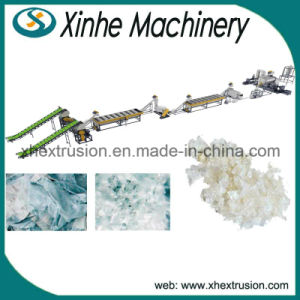 PP Waste Plastic Film Washing Production Machine Line/Automatic Washing Line