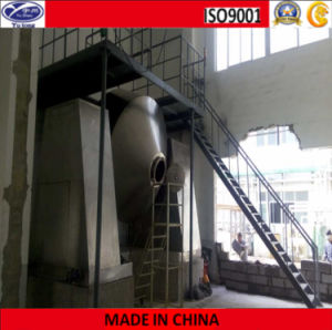 Thermal Oil Heating Rotary Conical Vacuum Dryer pictures & photos