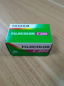 35mm 36 Photos High Quality C200 Color Film pictures & photos