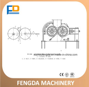 Crumbler Machine for Feed Processing Machine pictures & photos